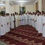 طلاب مدرسه قرآنی
