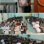 گردش طلاب به مدرسه قرآنی کوهیج بستک
