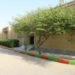 ورودی ساختمان اداری