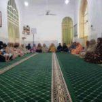 برگزاری کلاس  تعالیم اسلامی برای خواهران در روستای شیوء