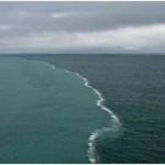 دو دریا که در هم نمیریزند