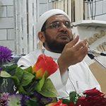 حضور شیخ محمد رحیمی در شهرستان پارسیان