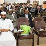 همایش ائمه ی جمعه و جماعات و هیأت امنای مساجد شهرستان پارسیان