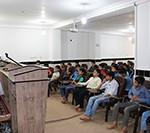 برگزاری دوره گزینش طلاب مدرسه حفظ و دبیرستان قرآنی